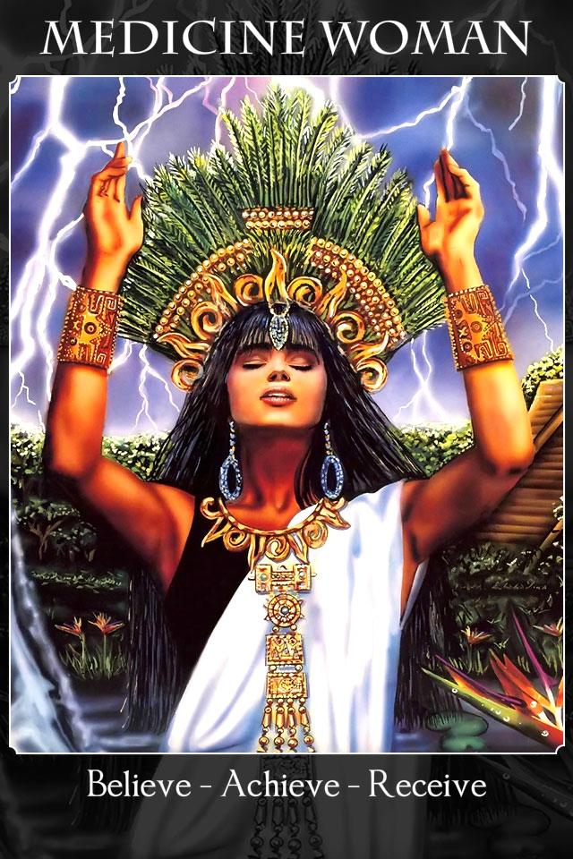 goddess medicine woman