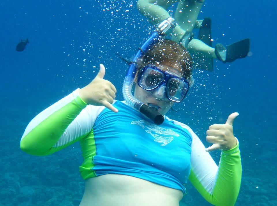 Snorkeling anyone?