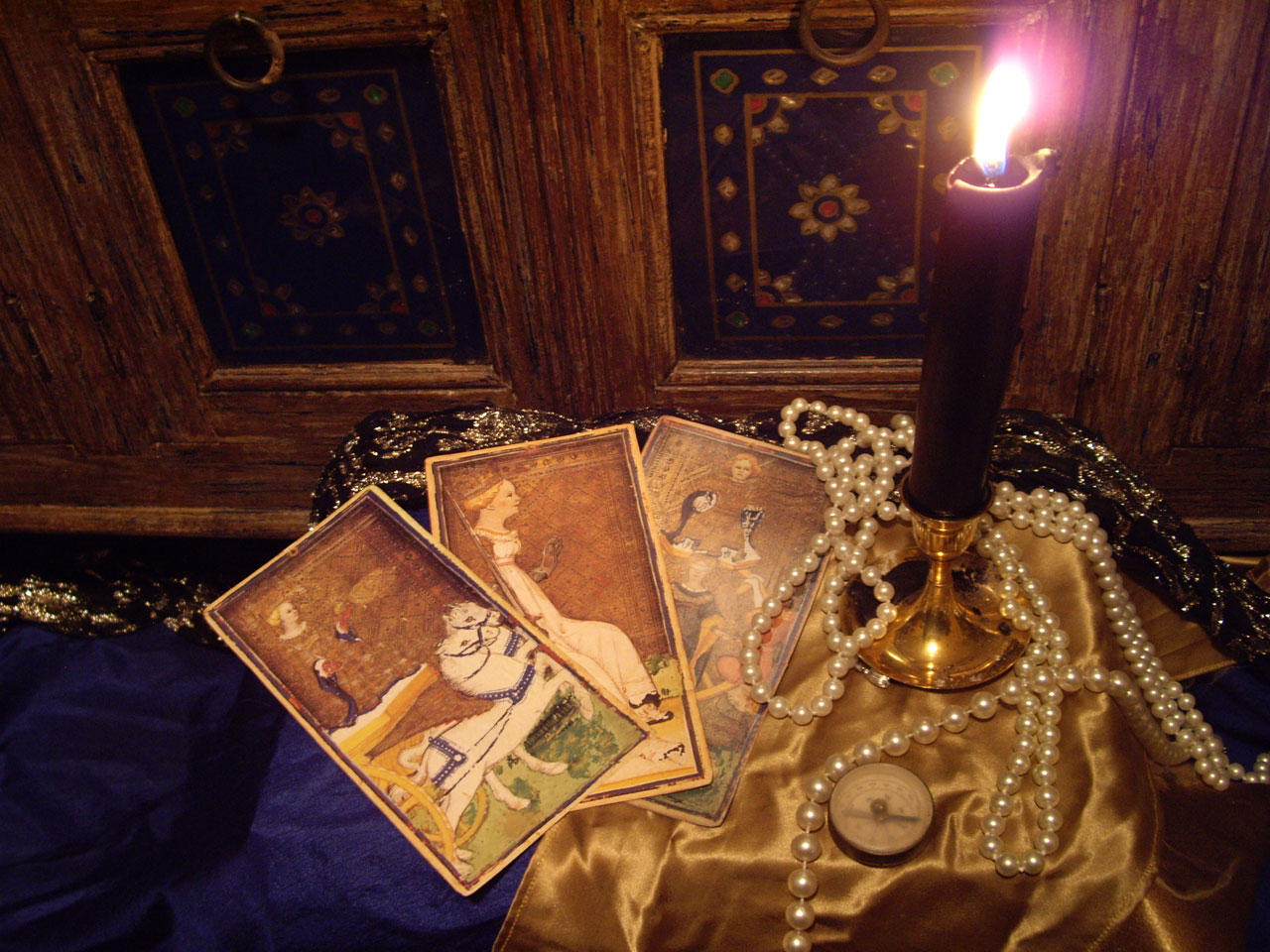 mystic reading